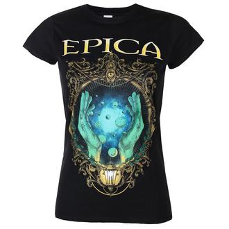 Damen T-Shirt EPICA - MIRROR - PLASTIC HEAD, PLASTIC HEAD, Epica