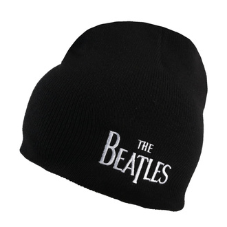 Beanie Mütze Beatles - Drop T Logo - ROCK OFF, ROCK OFF, Beatles