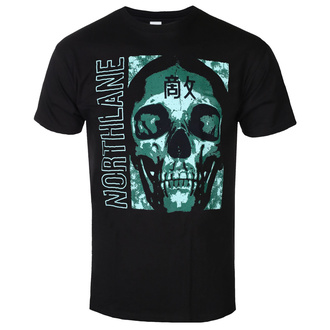 Herren T-shirt Northlane - Green Enemy - Schwarz, KINGS ROAD, Northlane