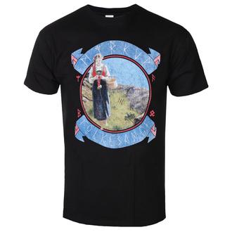 Herren T-shirt Myrkur - Folksange Meadows - Schwarz, KINGS ROAD, Myrkur