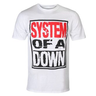 Herren T-shirt System Of A Down, ROCK OFF, System of a Down