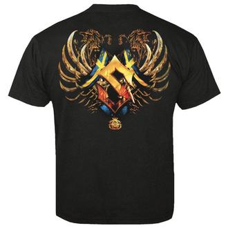Herren T-Shirt SABATON - Carolus rex - NUCLEAR BLAST, NUCLEAR BLAST, Sabaton