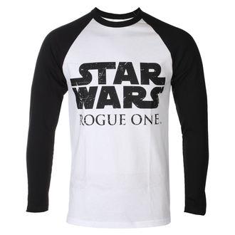 Herren T-Shirt Film Star Wars - Rouge One Logo - HYBRIS, HYBRIS, Star Wars