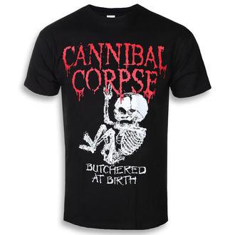 Herren T-Shirt Metal Cannibal Corpse - BUTCHERED AT BIRTH BABY - PLASTIC HEAD, PLASTIC HEAD, Cannibal Corpse