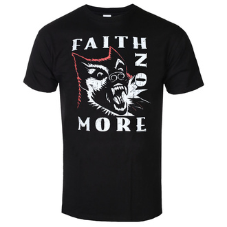 Herren T-Shirt FAITH NO MORE - DOG - SCHWARZ - GOT TO HAVE IT, GOT TO HAVE IT, Faith no More