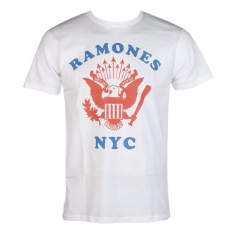 Herren T-Shirt RAMONES - NYC BASEBALL - WEISS - GOT TO HAVE IT, GOT TO HAVE IT, Ramones