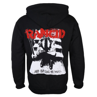 Herren Hoodie Rancid - And Out Come The Wolves - KINGS ROAD, KINGS ROAD, Rancid