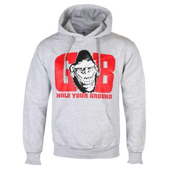 Herren Hoodie Gorila Biscuits - Hold Your Ground - KINGS ROAD, KINGS ROAD, Gorila Biscuits