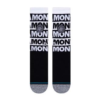 Socken RAMONES - BLACK, STANCE, Ramones