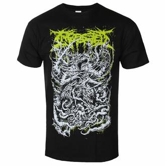 Herren T-Shirt Ingested - Demon - Schwarz - INDIEMERCH - INM059