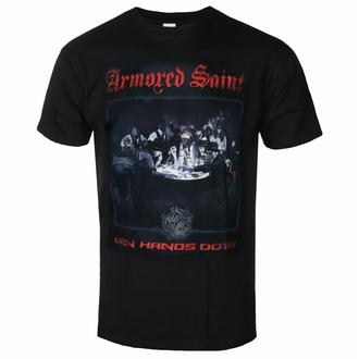 Herren T-Shirt Armored Saint - Win Hands Down - Schwarz - INDIEMERCH, INDIEMERCH, Armored Saint