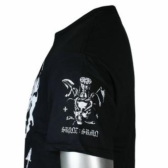 Herren T-Shirt Marduk - SRPNT SRMN - Schwarz - INDIEMERCH, INDIEMERCH, Marduk