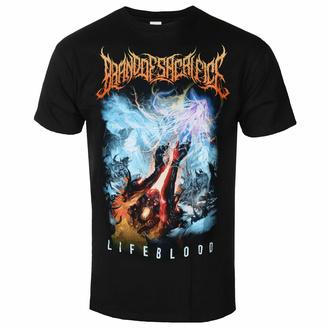 Herren T-Shirt Brand of Sacrifice - Lifeblood - Schwarz - INDIEMERCH - INM062