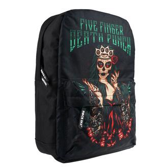 Rucksack FIVE FINGER DEATH PUNCH - GREEN, NNM, Five Finger Death Punch