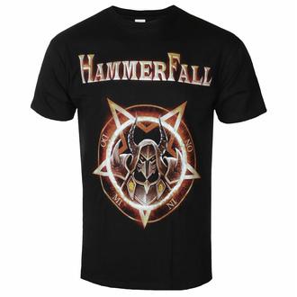 Herren T-Shirt Hammerfall - Dominion World, ART WORX, Hammerfall