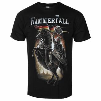 Herren T-Shirt Hammerfall - Hector On Horse, ART WORX, Hammerfall
