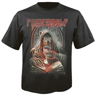 Herren T-Shirt POWERWOLF - We drink your blood - NUCLEAR BLAST, NUCLEAR BLAST, Powerwolf