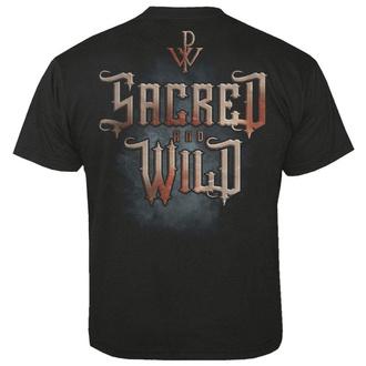 Herren T-Shirt POWERWOLF - Hourglass - NUCLEAR BLAST, NUCLEAR BLAST, Powerwolf