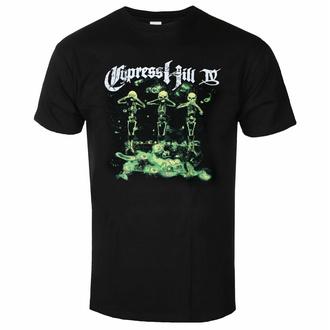Herren-T-Shirt CYPRESS HILL - IV ALBUM, NNM, Cypress Hill