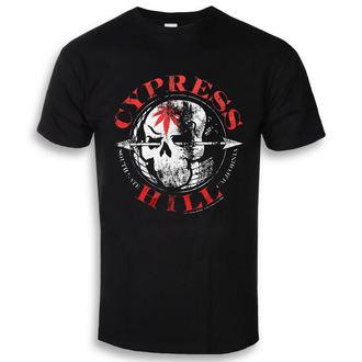 Herren T-Shirt Metal Cypress Hill - South Gate - HYBRIS, HYBRIS, Cypress Hill