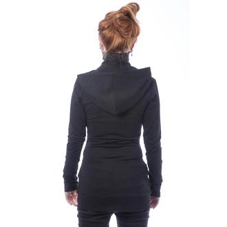 Damen Sweatshirt VIXXSIN - ETHEL - SCHWARZ, CHEMICAL BLACK