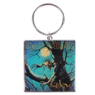 Schlüsselanhänger (Anhänger) Iron Maiden - Fear of the Dark, NNM, Iron Maiden