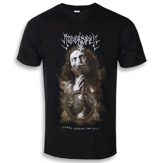 Herren T-Shirt Metal Moonspell - Lisboa Under The Spell - NAPALM RECORDS, NAPALM RECORDS, Moonspell