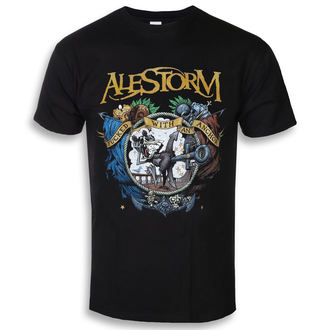Herren T-Shirt Metal Alestorm - Fucked With An Anchor - NAPALM RECORDS, NAPALM RECORDS, Alestorm
