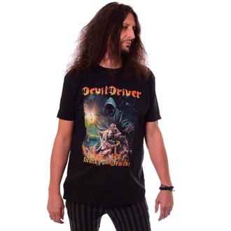Herren T-Shirt DEVILDRIVER - Dealing With Demons - NAPALM RECORDS, NAPALM RECORDS, Devildriver