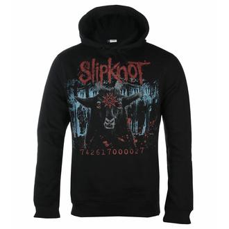 Herren Sweatshirt Slipknot - Goat Splatter Paint