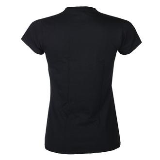 Damen T-Shirt ZZ-Top - Lowdown Since 1969 - Schwarz - HYBRIS, HYBRIS, ZZ-Top
