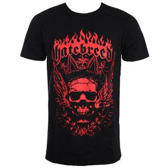 Herren T-Shirt Metal Hatebreed - Crown - ROCK OFF, ROCK OFF, Hatebreed