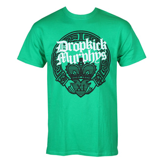 Herren T-Shirt Metal Dropkick Murphys - Claddagh Hands - KINGS ROAD, KINGS ROAD, Dropkick Murphys