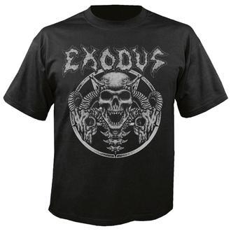 Männer Shirt Exodus - Horns Skull - NUCLEAR BLAST, NUCLEAR BLAST, Exodus