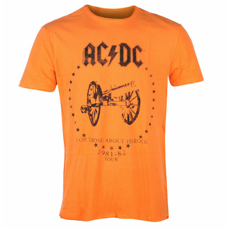 Herren T-Shirt AC/DC - FOR THOSE ABOUT TO ROCK - AMPLIFIED, AMPLIFIED, AC-DC