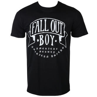 Herren T-Shirt Metal Fall Out Boy - AMERICAN BEAUTY - PLASTIC HEAD, PLASTIC HEAD, Fall Out Boy