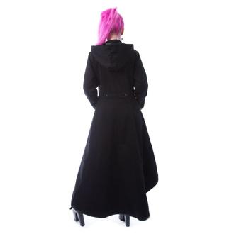 Damen Mantel CHEMICAL BLACK - BLUEBELL - SCHWARZ, CHEMICAL BLACK
