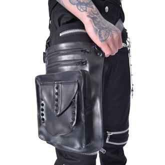 Tasche (Handtasche) VIXXSIN - FALLEN - SCHWARZ, VIXXSIN