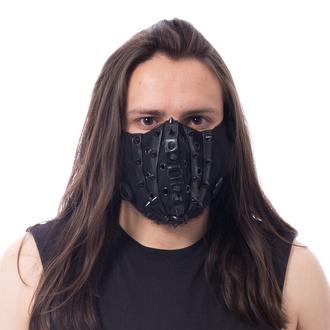 Maske POIZEN INDUSTRIES - FATAL - SCHWARZ, POIZEN INDUSTRIES