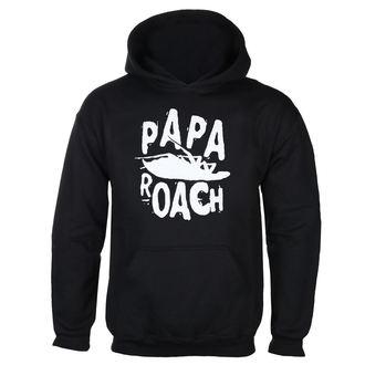 Herren Hoodie Papa Roach - Classic Logo - KINGS ROAD, KINGS ROAD, Papa Roach
