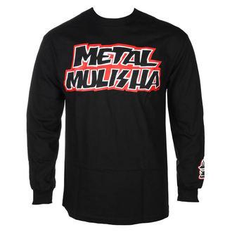 Herren Longsleeve Street - STOCK BLK - METAL MULISHA, METAL MULISHA