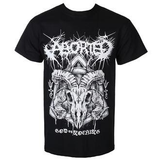 Herren T-Shirt Metal Aborted - GOD OF NOTHING - RAZAMATAZ, RAZAMATAZ, Aborted