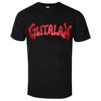 Herren T-Shirt GUTALAX - Red Logo - ROTTEN ROLL REX, ROTTEN ROLL REX, Gutalax