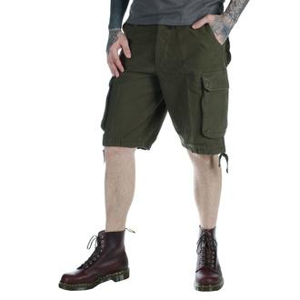 Herren Shorts Vintage-style - OLIV, MMB
