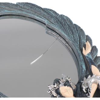 Spiegel Alchemy Gothic - Black Angel Hand Mirror - BESCHÄDIGT, ALCHEMY GOTHIC