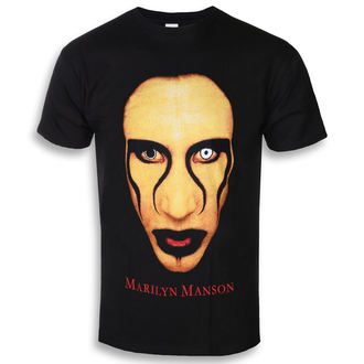 Herren T-Shirt Metal Marilyn Manson - Sex Is Dead - ROCK OFF - MMTS15MB