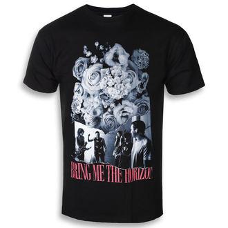 Herren T-Shirt Metal Bring Me The Horizon - Flowers - ROCK OFF, ROCK OFF, Bring Me The Horizon