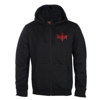 Herren Hoodie Slipknot - 9-Point Star - ROCK OFF, ROCK OFF, Slipknot