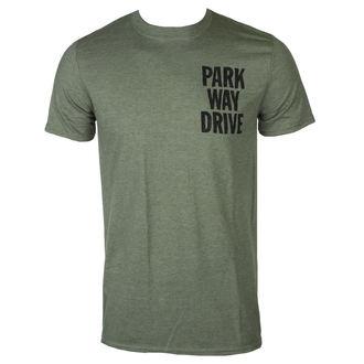 Herren T-Shirt Metal Parkway Drive - Unbreakable - KINGS ROAD, KINGS ROAD, Parkway Drive