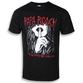 Herren T-Shirt Metal Papa Roach - Bloody Hell - KINGS ROAD, KINGS ROAD, Papa Roach